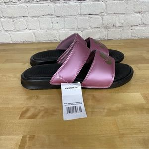 NEW Nike Bennassi Duo Ultra Slides Sandals